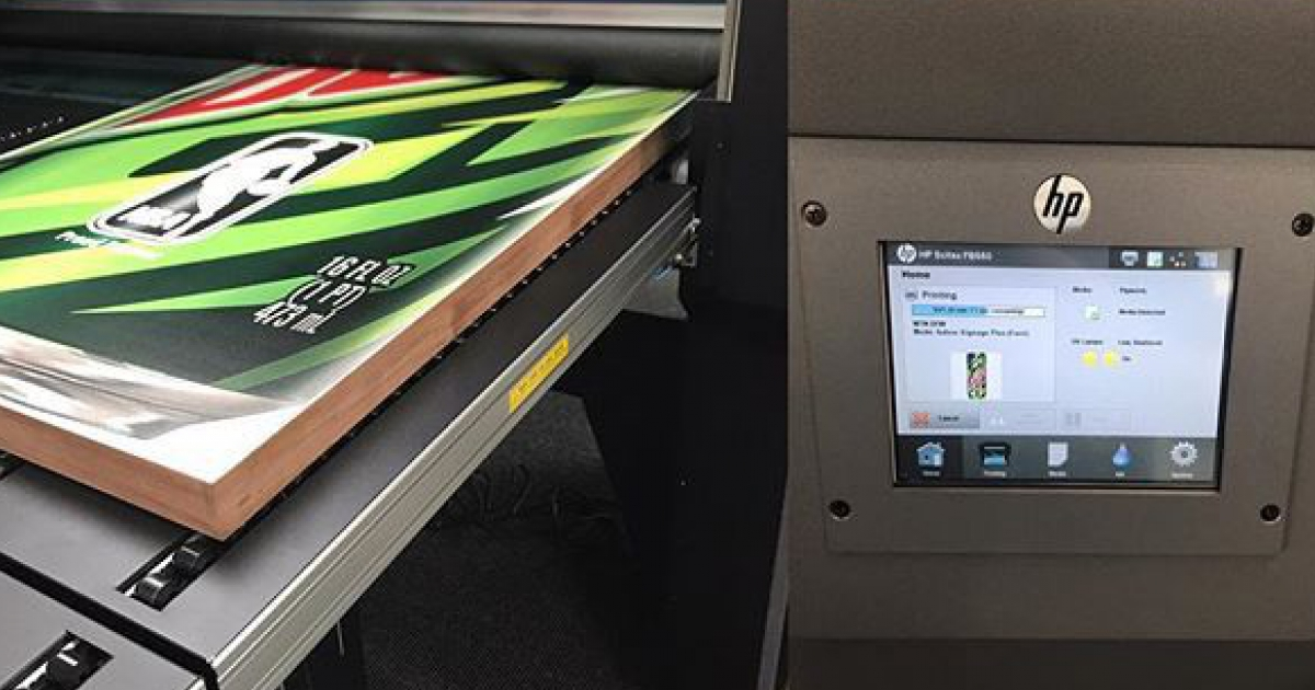 Meet Our New Flatbed Printer!